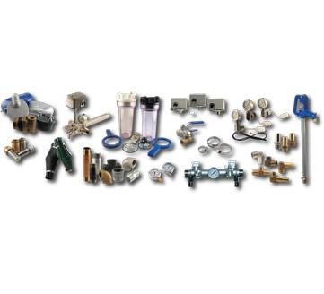 Water Plumbing Parts