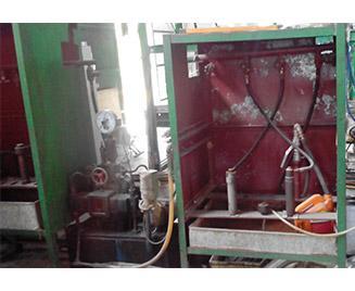 BOGU Hydrostatic Leaking Pressure Test Line
