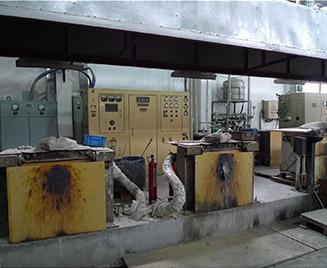 Guowei Ductile Cast Iron Foundry