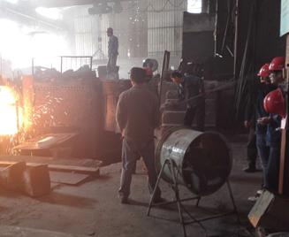 YongHe Foam Production Factory