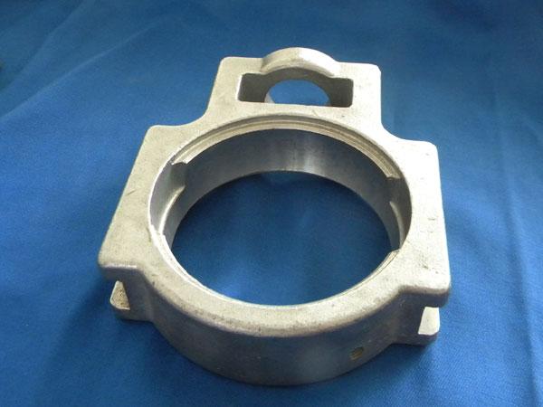 Casting Bearing base parts